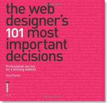 Web designer's 101 Most important decisions