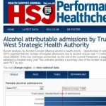 HSJ Performance Healthcheck